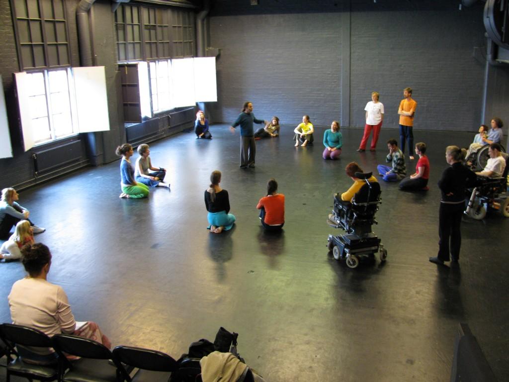 DanceAbility Teacher Certification