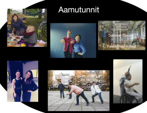 aamutunnit